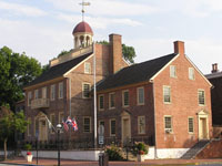 New Castle County Courthouse Museum